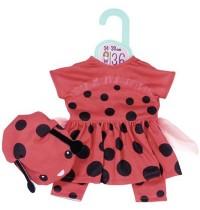 Zapf Creation - Dolly Moda Süßes Marienkäfer Outfit 36 cm