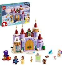 LEGO® Disney™ Princess 43180 - Belles winterliches Schloss