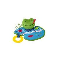 Knister-Frosch