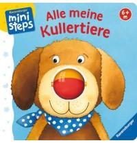 Ravensburger Buch - ministeps - Alle meine Kullertiere