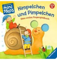 Neubacher,Himpelchen und Pimp Ravensburger Kinderbuch ministeps Bücher