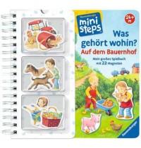 Was gehört wohin? Bauernhof Ravensburger Kinderbuch ministeps Bücher