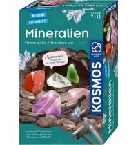 KOSMOS - Mineralien