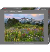 Heye - Edition Alexander von Humboldt - Tatoosh Mountains, 2000 Teile