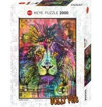 Heye - Lion's Heart, 2000 Teile