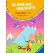 Schwungübungen - F20 Ravensburger Kinderbuch Lernbücher und Rätselbücher