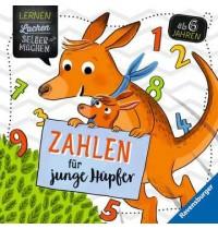 Zahlen für junge Hüpfer Ravensburger Kinderbuch Lernen Lachen Selbermachen