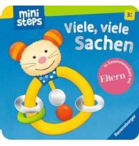 Viele, viele Sachen, 3+m Ravensburger Kinderbuch ministeps Bücher