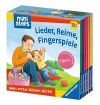 Bücher-Würfel, Bücher-Set: Li Ravensburger Kinderbuch ministeps Bücher
