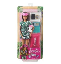 Mattel - Barbie - Wellness Dream Puppe und Spielset