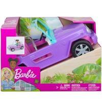 Mattel - Barbie - Strand-Jeep