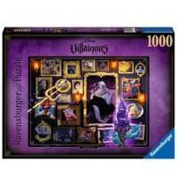 Villainous: Ursula     1000 T Ravensburger Puzzle