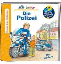 Tonies® Wieso Weshalb Warum - WWW Junior Polizei