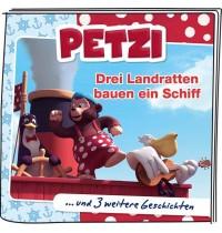 Tonies® Petzi - Drei Landratten bauen ein Schiff