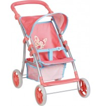"""Liba Buggy """"""""Butterfly Spring KNORR toys   Art.Nr. 80280"""