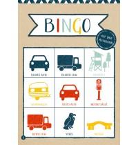 Spielblock Reise-Bingo Reisezeit Kids