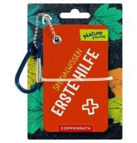 Coppenrath Verlag- Nature Zoom - Erste Hilfe