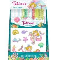 Die Spiegelburg - Prinzessin Lillifee - Tattoos