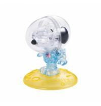 Crystal Puzzle - Snoopy Astro