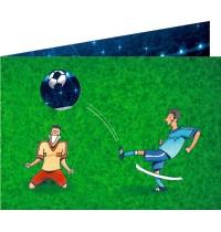 Die Spiegelburg - Fußball - Einladungskarten 8 St.