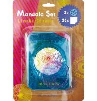 Die Spiegelburg - Bunte Geschenke - Mandala Set, sort.