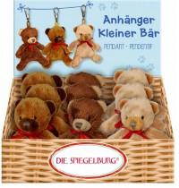Die Spiegelburg - Lustige Tierparade - Anhänger Kleiner Bär, sort.