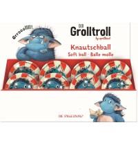 Die Spiegelburg - Der Grolltroll - Knautschball