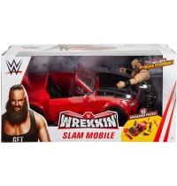 Mattel - WWE Wrekkin Slam Mobile