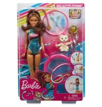 Mattel - Barbie - Traumvilla Abenteuer Turnerin Teresa Puppe