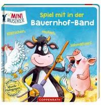 Coppenrath Verlag - Mini Musiker - Spiel mit in der Bauernhof-Band