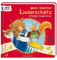Coppenrath Verlag - Mini Musiker - Mein liebster Liederschatz