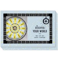 Coppenrath Verlag - Discover your world - Was ist dir heute wichtig?, Roulette