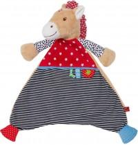 Die Spiegelburg - Baby Glück - Schnuffeltuch Pferdchen