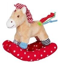 Die Spiegelburg - Baby Glück - Rassel Pferdchen