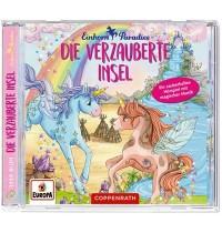 Coppenrath - CD Hörspiel - Einhorn Paradies - Die verzauberte Insel, Band 5