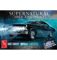 1/25 1967 Chevy Impala 4-door