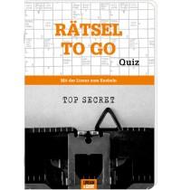Rätselheft: Rätsel to go - Qu