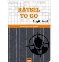Rätselheft: Rätsel to go - Lo