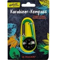 Die Spiegelburg - Nature Zoom - Karabiner-Kompass