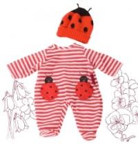 Babykombi Ladybug, 30cm Götz Puppenmanufaktur