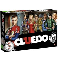 Winning Moves - Cluedo - The Big Bang Theory