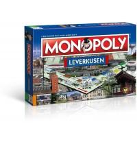 Winning Moves - Monopoly - Leverkusen
