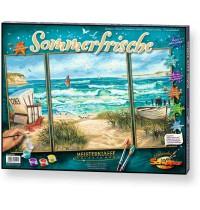 Schipper Arts & Crafts - Meisterklasse Triptychon - Sommerfrische