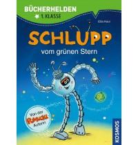 Ravensburger Buch - Bücherhelden - 1. Klasse Schlupp vom Grünen Stern