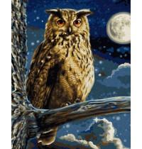 Schipper Arts & Crafts - Meisterklasse Klassiker - Der Uhu - Herrscher der Nacht
