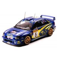 Tamiya - 1:24 Subaru Impreza Wrc 2001