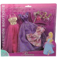 Simba - Steffi Love - Princess Fashion, 2-sort.