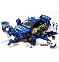 Tamiya - 1:24 Figuren-set Rally Mechaniker (