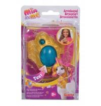 Simba - Mia and me - Mia Armband L und S