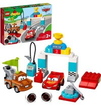 LEGO® DUPLO® 10924 - Lightning McQueens großes Rennen